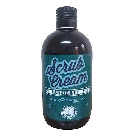 Scrub Cream - Esfoliante com Microesfera 250g