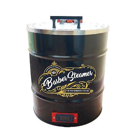 Aquecedor a Vapor para Toalhas Premium - Barber Steamer de Mesa