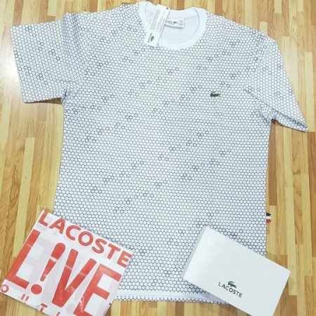 a4a5f121574 Lacoste live colmeia - LOS PANOS OFFICIAL