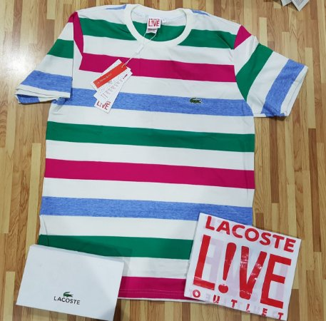 594d65a0b63 CAMISA LACOSTE LIVE - LOS PANOS OFFICIAL