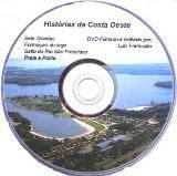DVD HISTÓRIAS DA COSTA OESTE