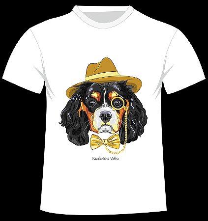 Camiseta Cavalier King da artista Kavalenkava Volha