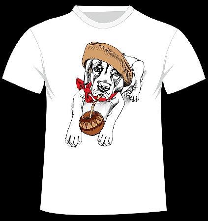 Camiseta Cachorro Gaúcho