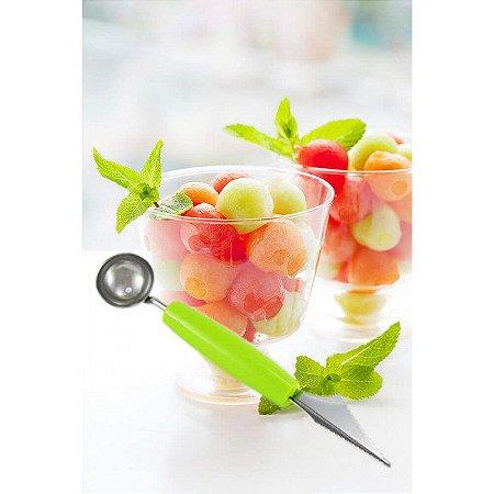 Boleador e Decorador de Frutas em Aço Inox