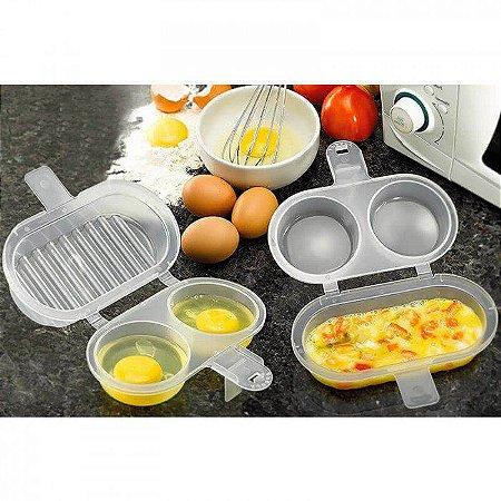 Omeleteira para Microondas