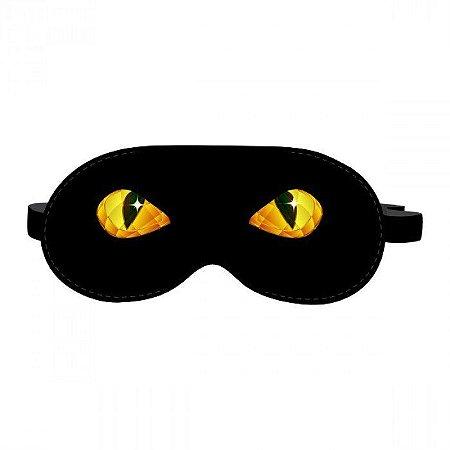 Máscara de Dormir Divertida Pantera Negra