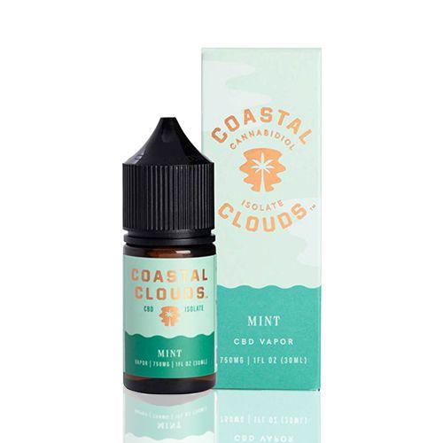 Líquido CBD Coastal Clouds - Mint