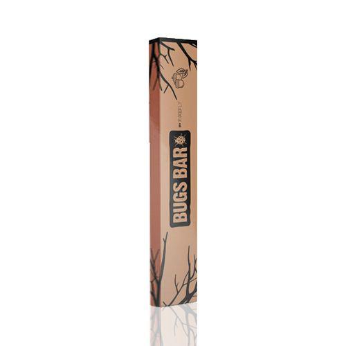 Pod Descartável Bugs Bar Plus - 300 Puffs - Nut Tobacco