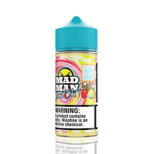 Liquido Mad Man - Twisted Iced Out - Lemon Strawberry