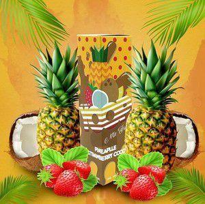 Líquido Yoop Vapor - Mix Fruit - Pineapple Strawberry Coco