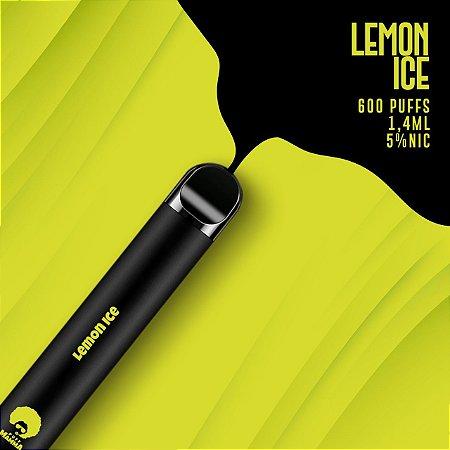 Pod descartável Puff Mamma- Fix - 600 Puffs - Lemon Ice