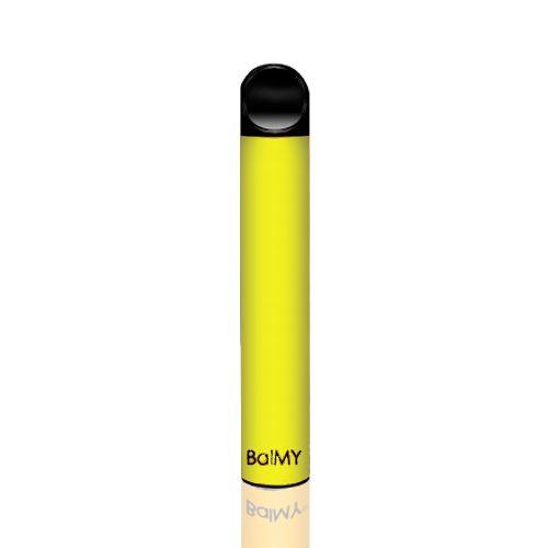 Pod Descartável Balmy - 1500 Puffs - Banana Ice