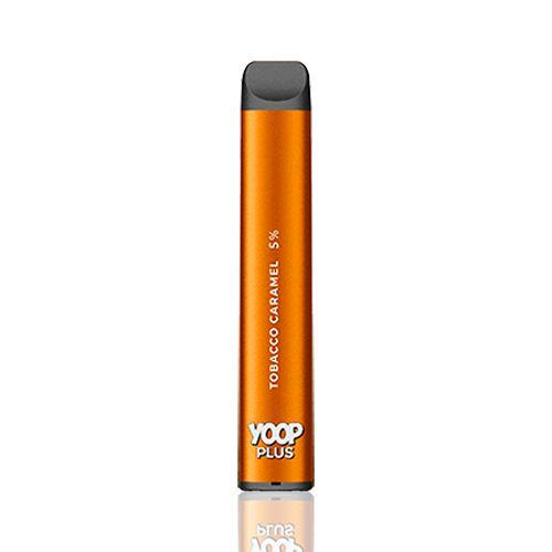 Pod descartável Yoop Plus - 800 Puffs - Tobacco Caramel