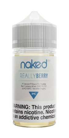 Líquido Naked 100 - Really Berry