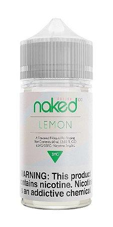 Líquido Naked 100 - Fusion - Lemon