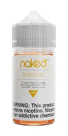 Líquido Naked 100 - Banana Cream