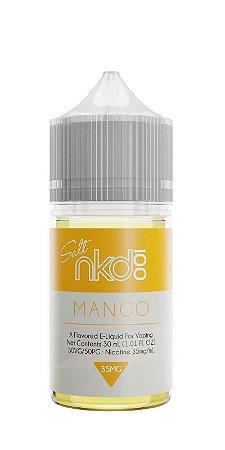 Líquido Nic Salt Naked 100 SALT NICOTINE - Amazing Mango