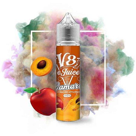 Líquido Sparkling Peach Apple - Camaro - V8 eJUICE