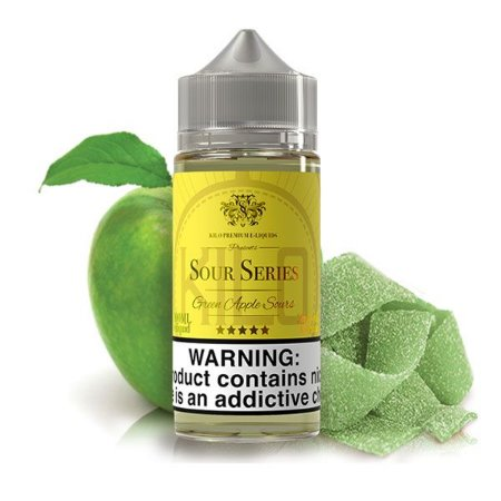 Líquido Kilo - Sour Series - Green Apple