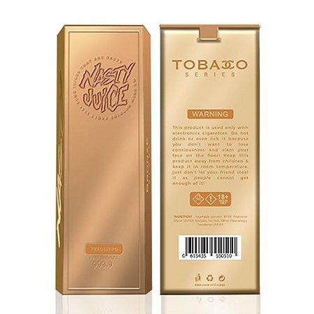 Líquido Nasty Juice - Tobacco Series - Bronze Blend