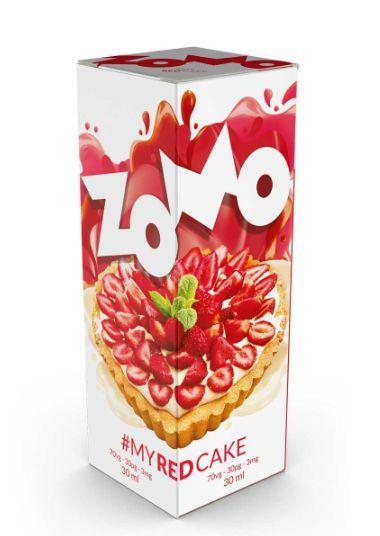 Líquido Red Cake - ZOMO