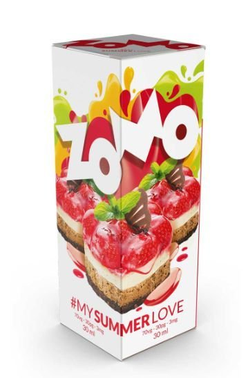 Liquido Zomo - My Summer Love