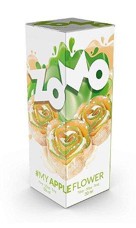 Líquido Apple Flower - ZOMO