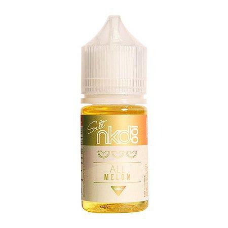 Líquido Nic Salt Naked 100 SALT NICOTINE - All Melon