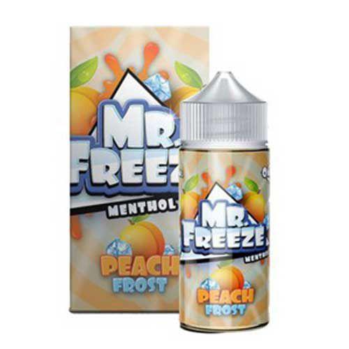 Líquido Mr. Freeze - Peach Frost