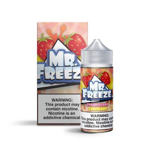 Líquido Mr. Freeze - Strawberry Lemonade