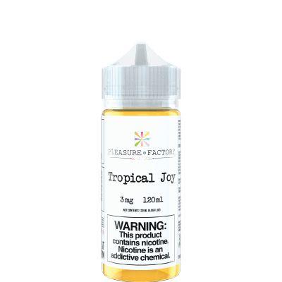 Líquido Tropical Joy - PLEASURE FACTORY