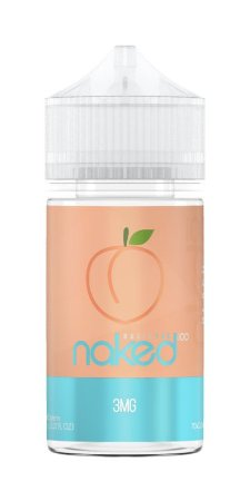 Líquido Naked 100 - Basic Ice - Peach