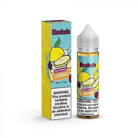 Líquido Blackberry Lemonade - VAPETASIA