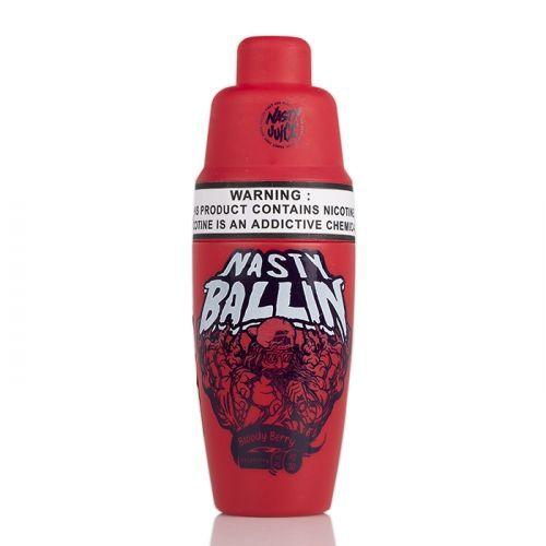 Líquido Bloody Berry - Nasty Ballin - NASTY JUICE