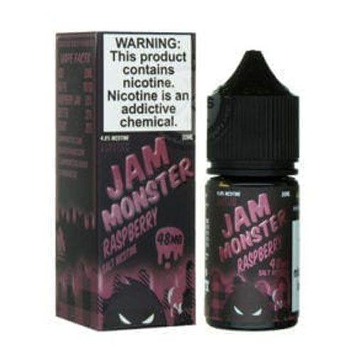 Líquido Raspberry Salt - JAM MONSTER
