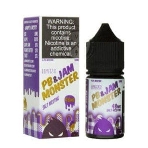 Líquido Grape Salt - JAM MONSTER