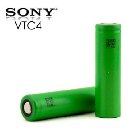 Bateria 18650 VTC4 3.6V 2100mAh - Sony
