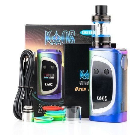 KIT KAOS SPECTRUM 230W - SIGELEI