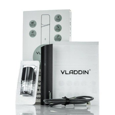 Kit Pod Vladdin RE - 350mAh - Vladdin