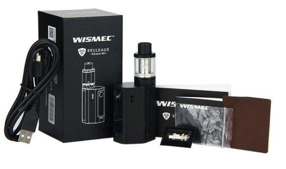 Kit Vape Reuleaux RX Mini 80W - 2100 mAh - Wismec™