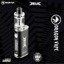 Kit Zeus 100w - Dragon Vape