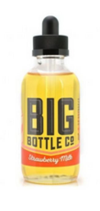 Liquido Big Bottle Co. - Strawberry Milk