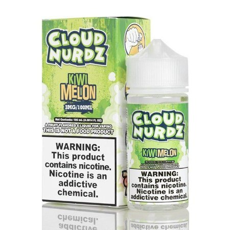 Líquido Cloud Nurdz Salt - Kiwi Melon