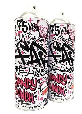 Líquido Element FAR - Candy Punch - Edição limitada