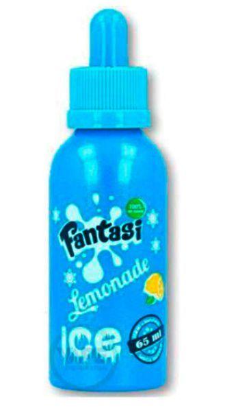 Liquido Fantasi - Lemonade Ice
