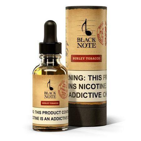 Líquido Black Note - Burley Tobacco