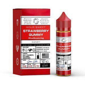 Líquido Glas - Basix Series  - Strawberry Gummy