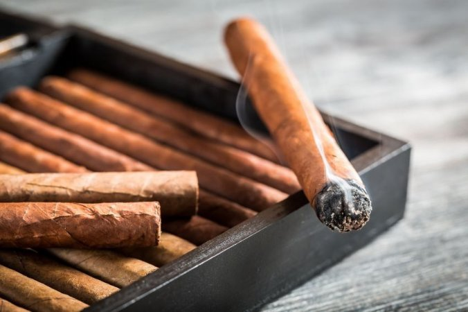 Liquido LiQua - Cigar (Charuto)