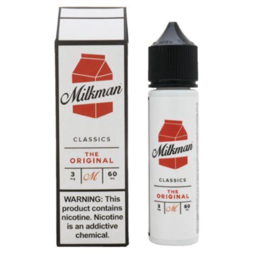 Líquido Milkman Classics - The Original