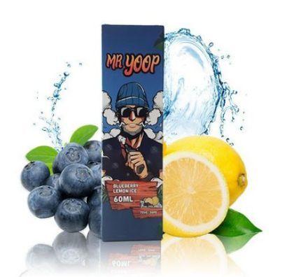Líquido Mr. Yoop - Blueberry Lemon Ice